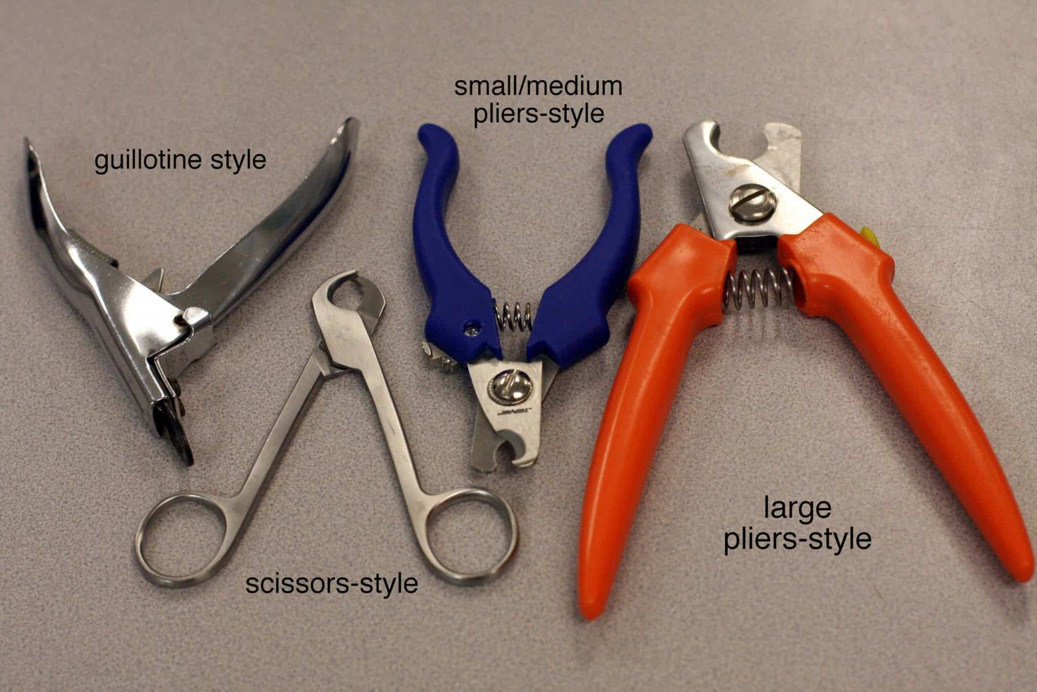 Dog Nail Trimmers