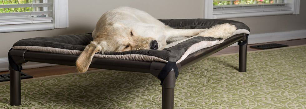 Kuranda Chew-Proof Dog Bed