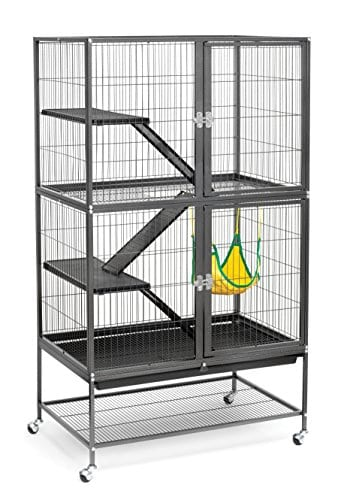 Prevue Hendryx 485 Pet Products Feisty Ferret Cage