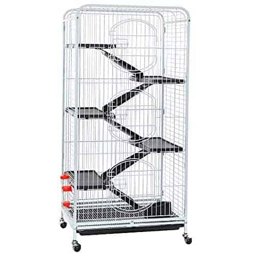 Yaheetech 6-Level Large Ferret Cage