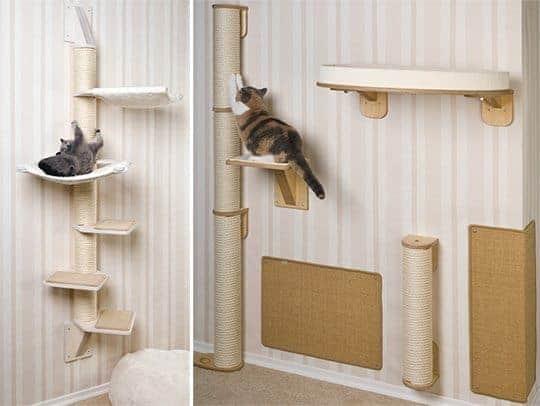 Cat furniture from German company Profeline